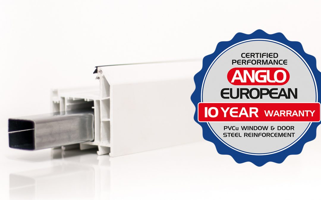 10 Year Warranty from Anglo European