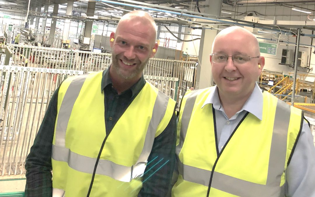 Anglo European Helps Sash UK To Streamline Manufacturing